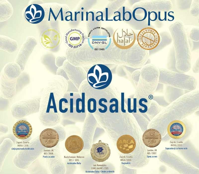 Acidosalus B Medik partners